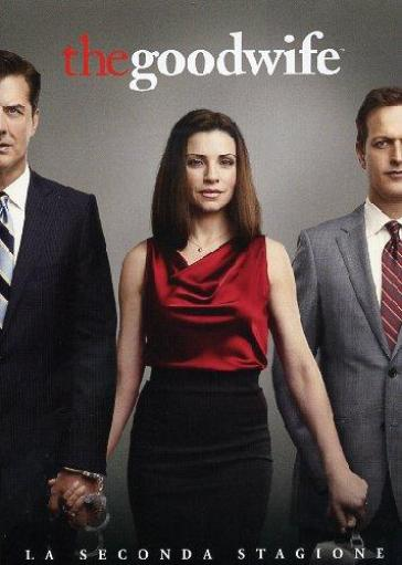 Good Wife (The) - Stagione 02 (6 Dvd)