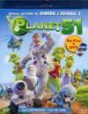 Planet 51 (Blu-Ray+Dvd)