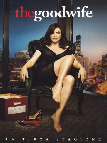 Good Wife (The) - Stagione 03 (6 Dvd)