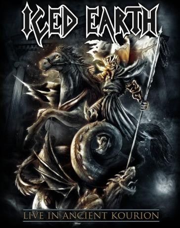 Iced Earth - Live In Ancient Kurion