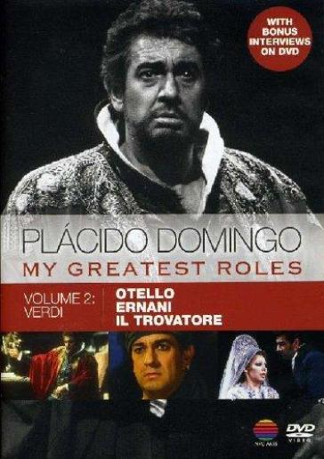 Placido Domingo - My Greatest Roles #02 (4 Dvd)