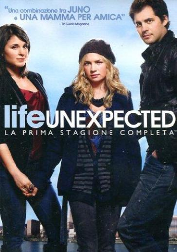 Life Unexpected - Stagione 01 (3 Dvd)
