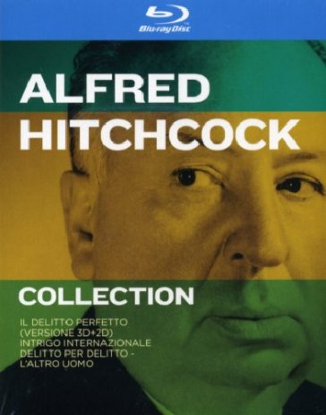 Alfred Hitchcock Collection (3 Blu-Ray)