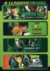 Ben 10 Film Collection (4 Dvd)