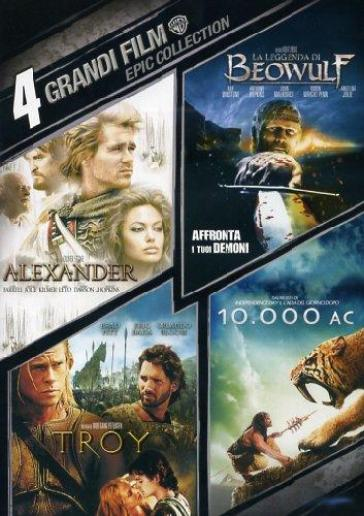 Epic Collection (4 Dvd)
