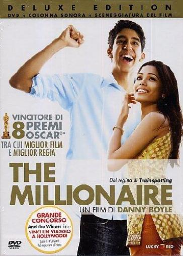Millionaire (The) (Deluxe Edition) (Dvd+Cd+Libro)