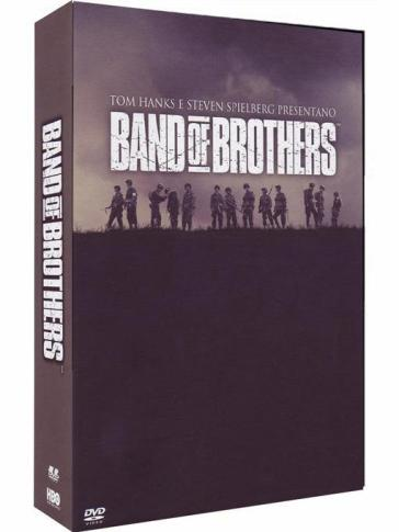 Band Of Brothers - Fratelli Al Fronte (6 Dvd)