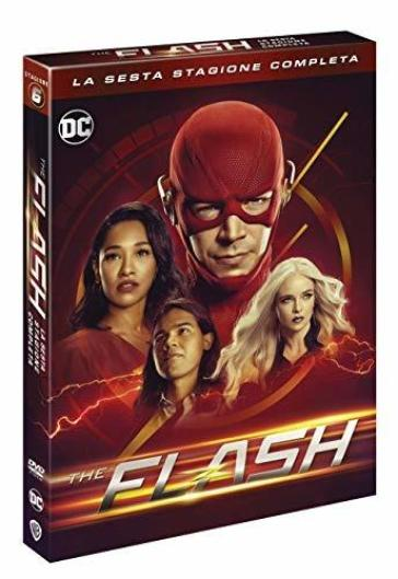 The Flash - Stagione 06 (4 Dvd)
