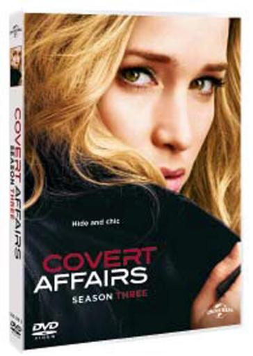 Covert Affairs - Stagione 03 (4 Dvd)