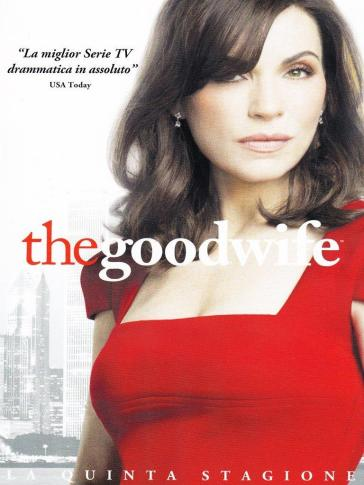 Good Wife (The) - Stagione 05 (6 Dvd)