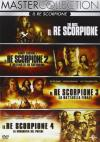 Re Scorpione Quadrilogia (4 Dvd)