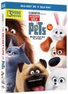 Pets: Vita Da Animali - 3D+Bd St