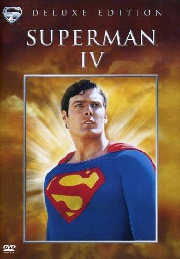 Superman 4 (Deluxe Edition)