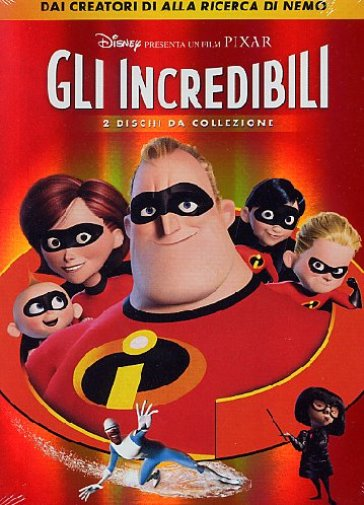 Incredibili (Gli) (2 Dvd)