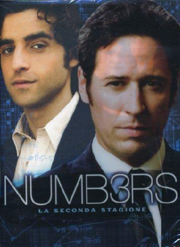 Numbers - Stagione 02 (6 Dvd)