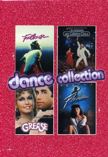 Dance Collection (4 Dvd)