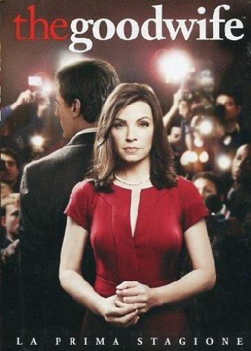 Good Wife (The) - Stagione 01 (6 Dvd)