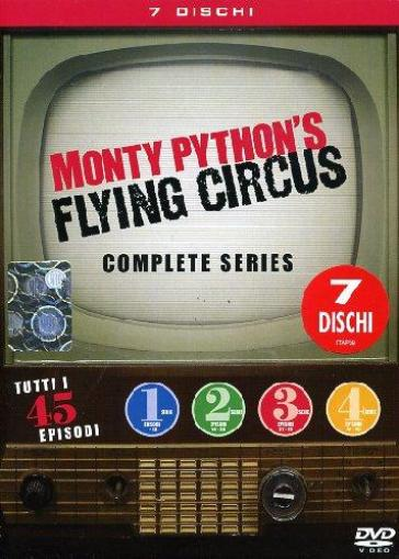 Monty Python's Flying Circus - Serie Completa (7 Dvd)