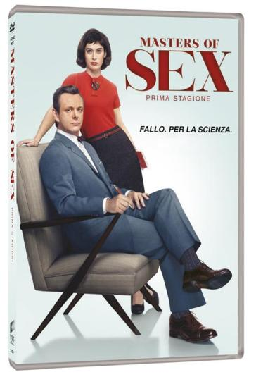Masters Of Sex - Stagione 01 (4 Dvd)