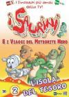 Saurini E I Viaggi Del Meteorite Nero (I) - L'Isola Del Tesoro