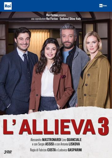 L'Allieva 3 (3 Dvd)