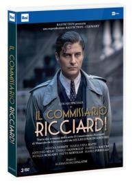 Il Commissario Ricciardi (3 Dv...