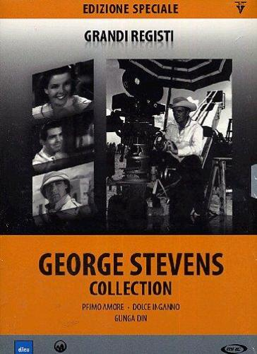 George Stevens Collection (3 Dvd)