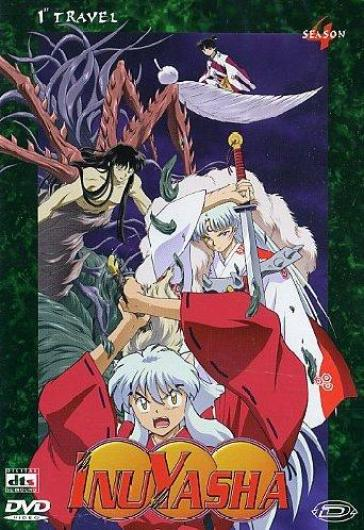 Inuyasha Serie 4 - Complete Box (6 Dvd)