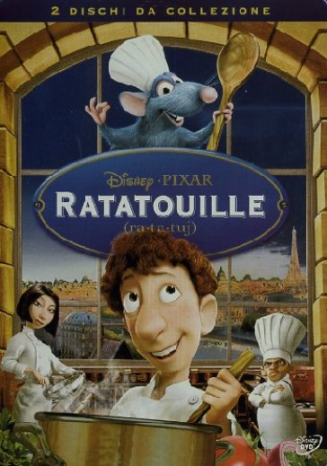 Ratatouille (Tin Box) (Ltd) (2 Dvd)