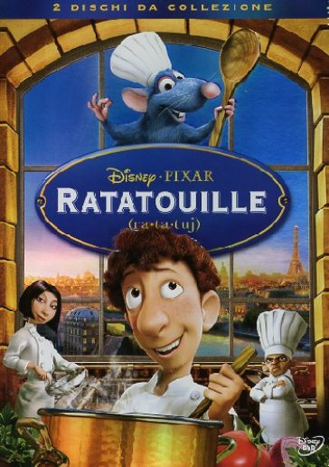 Ratatouille (2 Dvd)