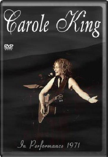 Carole King - In Performance 1971